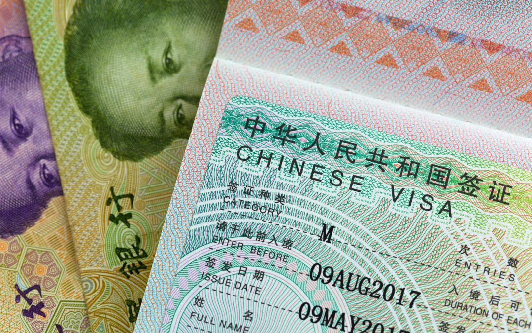Obtaining a Chinese Visa