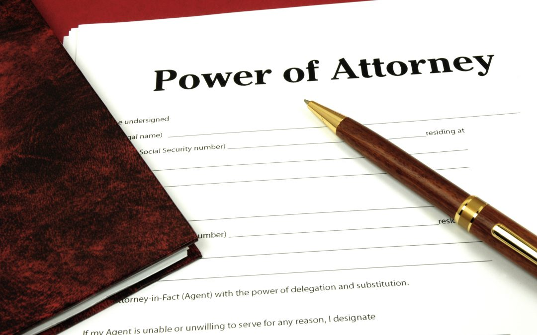 Apostille Power of Attorney