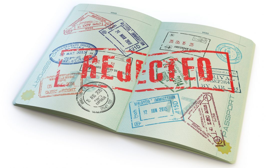 Reasons Why Your China Visa is Rejected